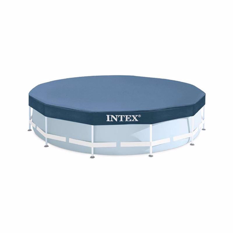 Чехол Intex 28032 (для круглого каркасного бассейна, диаметром 457 см) Round Pool Cover