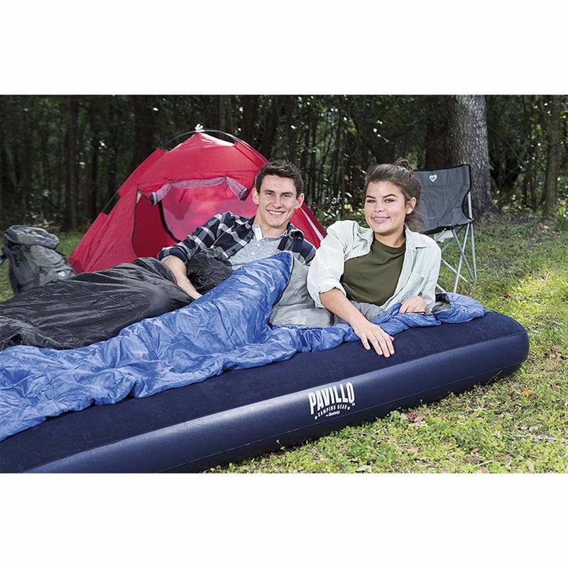 Двуспальный надувной матрас Bestway 67003 (152 х 203 x 22 см)