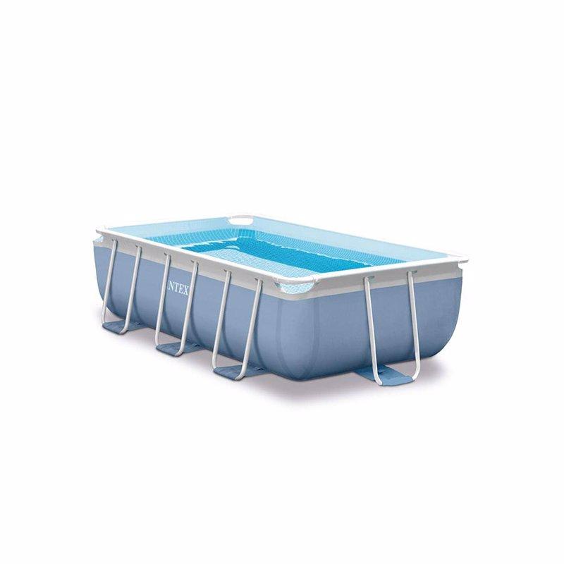 Прямоугольный каркасный бассейн Intex 28314 Prism Frame Pool (300x175x80 см)