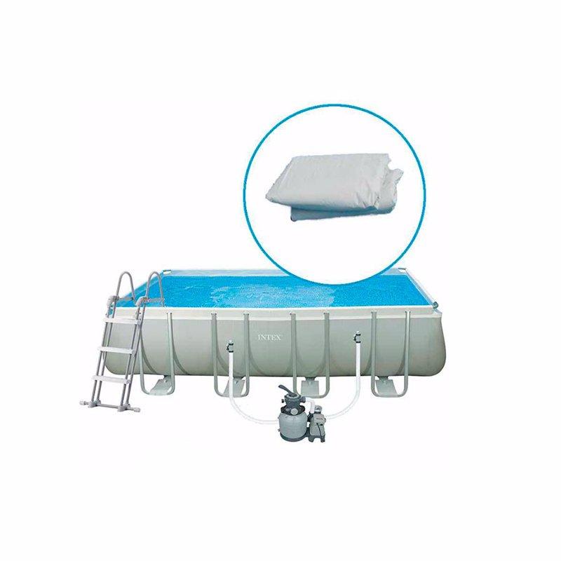Чаша для каркасного бассейна Intex 28372, 28376 (975x488x132 см) Ткань Intex 10941
