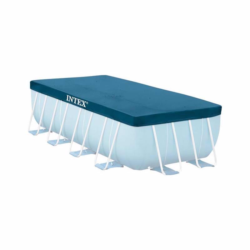Чехол Intex 28037 (для прямоугольного каркасного бассейна, размером 400x200 см) Pool Cover