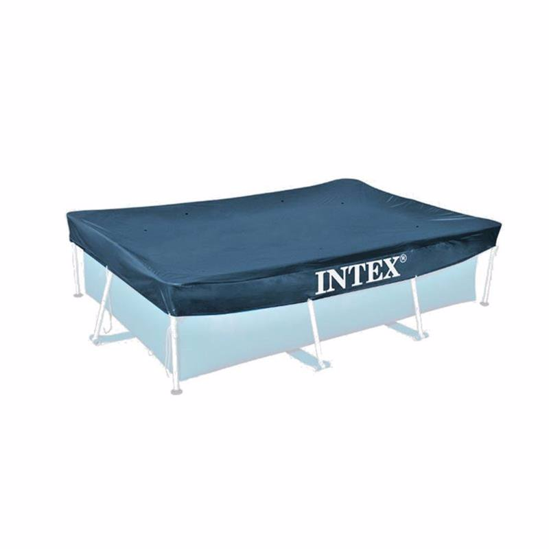 Чехол Intex 28038 (для прямоугольного каркасного бассейна, размером 300x200 см) Pool Cover