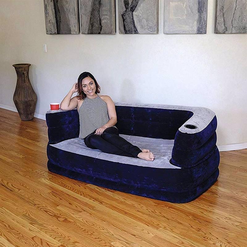 Надувной диван Bestway 75058 (165 x 89 x 64 см) Deluxe Air Couch