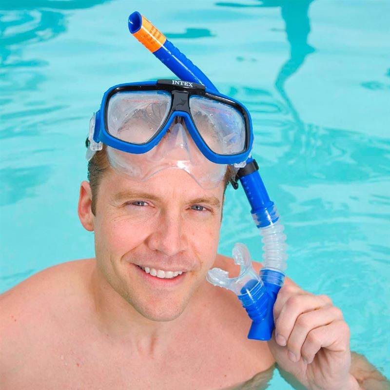 Набор для плавания Intex 55948 Reef Rider Swim Set