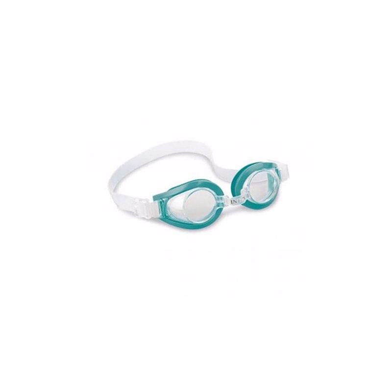 Очки для плавания Intex 55602 Play Goggles Tri-Pack (Голубой)