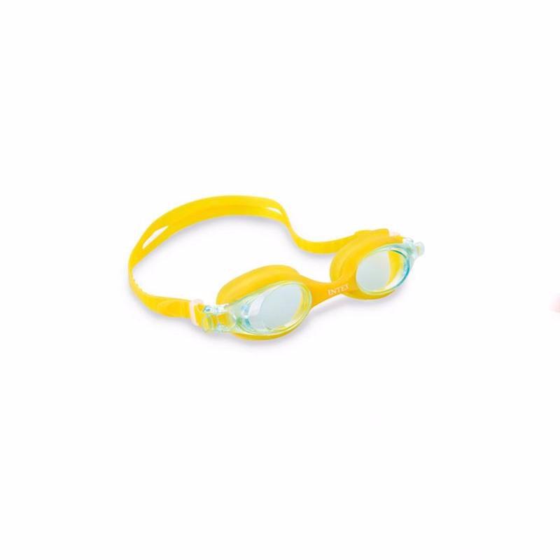 Очки для плавания Intex 55693 (Желтый) Pro Team Goggles