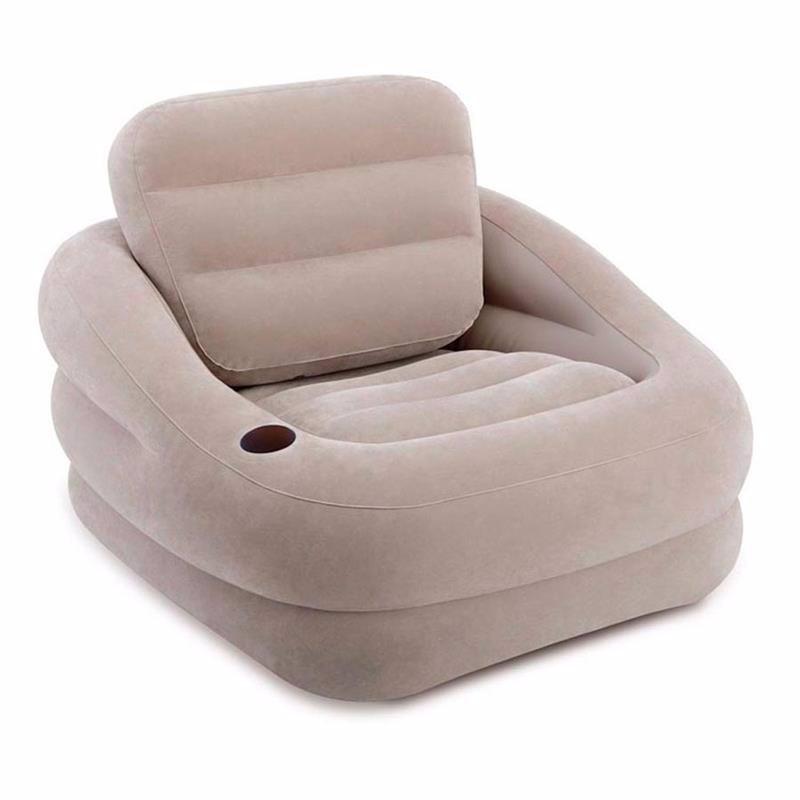 Надувное кресло Intex 68587 (97 x 107 x 71 см) Accent
