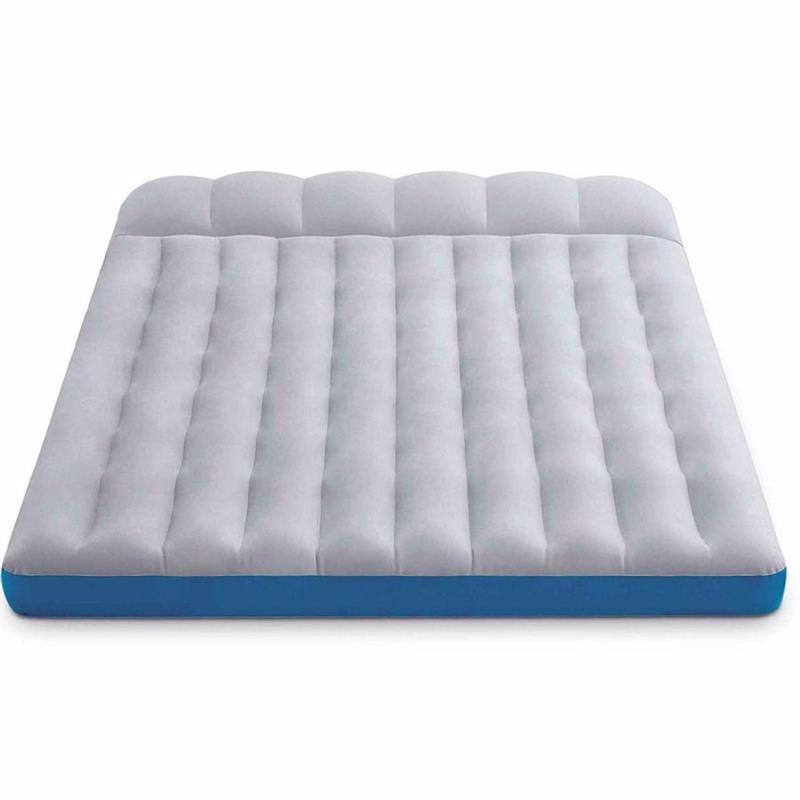 Полутороспальный надувной матрас Intex 67999 (127 x 193 x 24 см) Camping