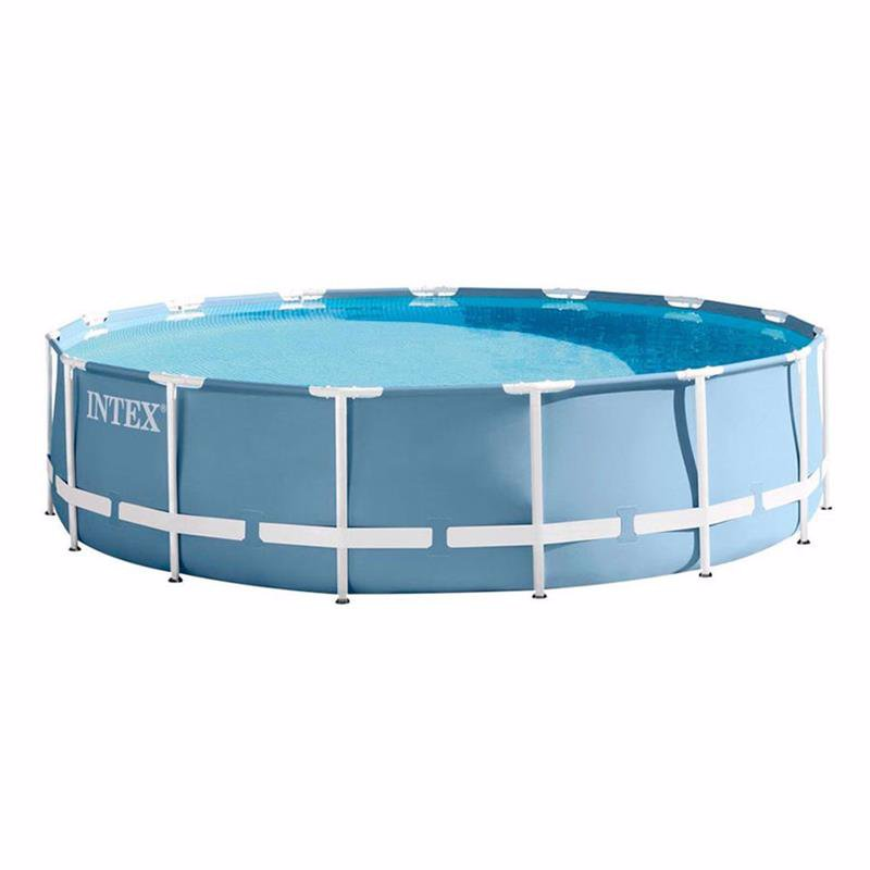 Круглый каркасный бассейн Intex 28736 (457x122 см) Prism Frame Pool