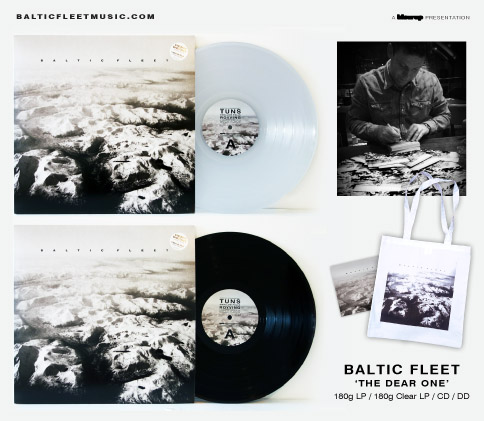 Baltic Fleet The Dear One - Limited Vinyl