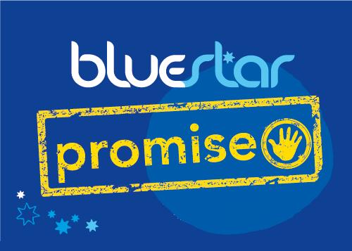 Bluestar Promise Logo