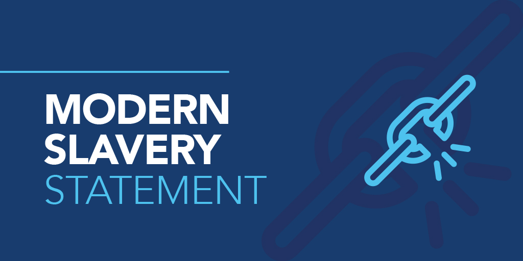 Modern Slavery Statement Logo