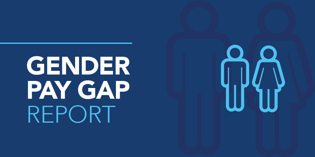Gender Pay Gap Report logo