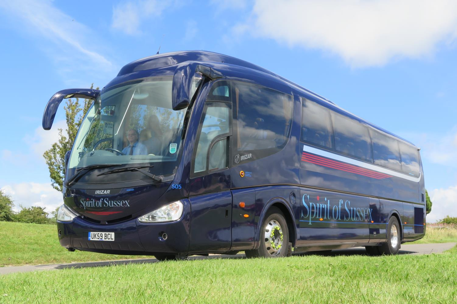 Spirit of Sussex Coach
