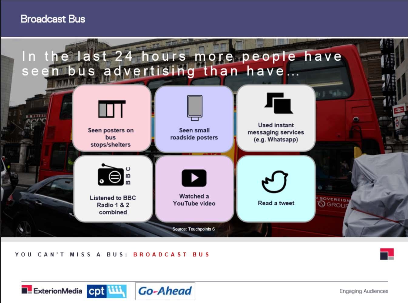 Broadcast Bus