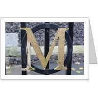 M for... Card