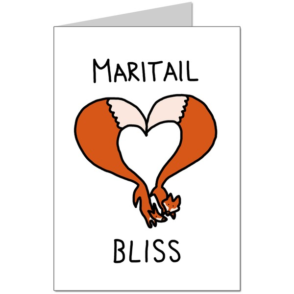 Maritail Bliss Card