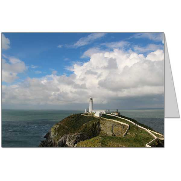 South Stack Lighthouse Card