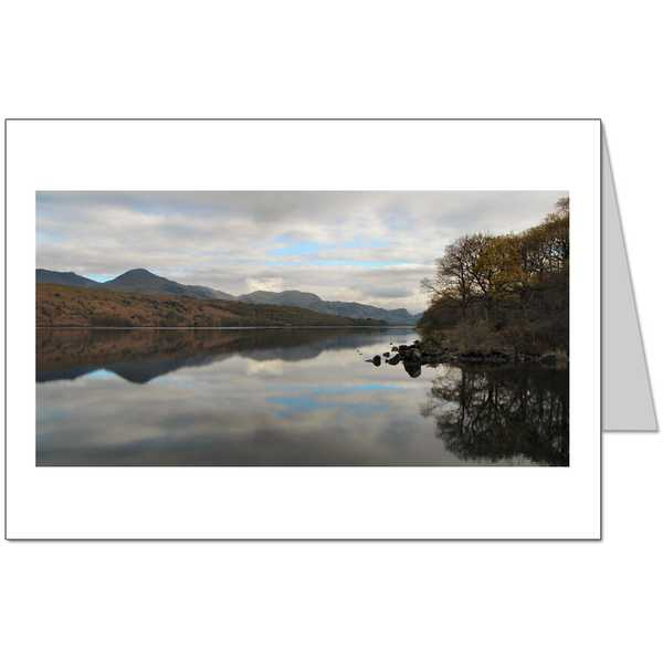 Coniston Water Card