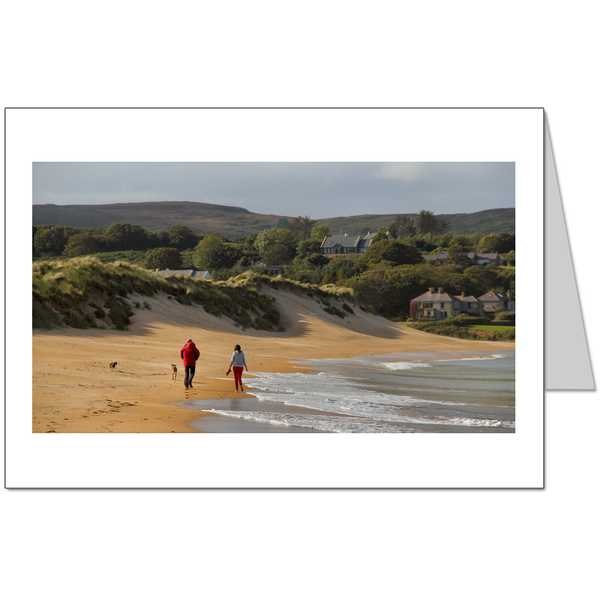 Donegal Beach Card