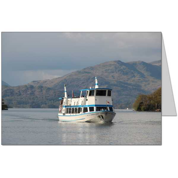 Bowness Steamer Card