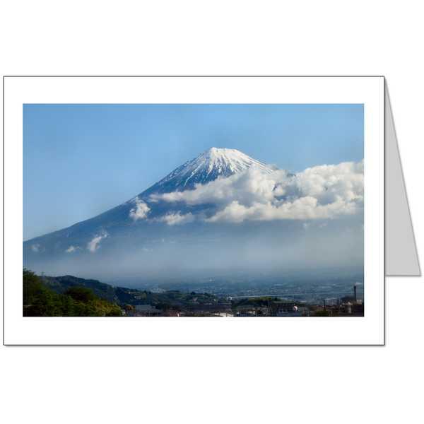 Mount Fuji Card
