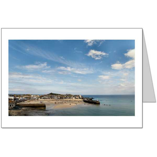 St. Ives Card