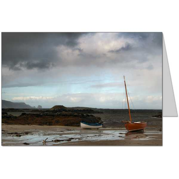 Donegal Portnoo Beach Card