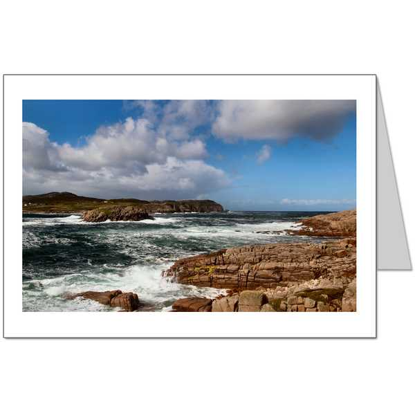 Owey Island Donegal Card