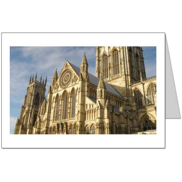 York Minster Card
