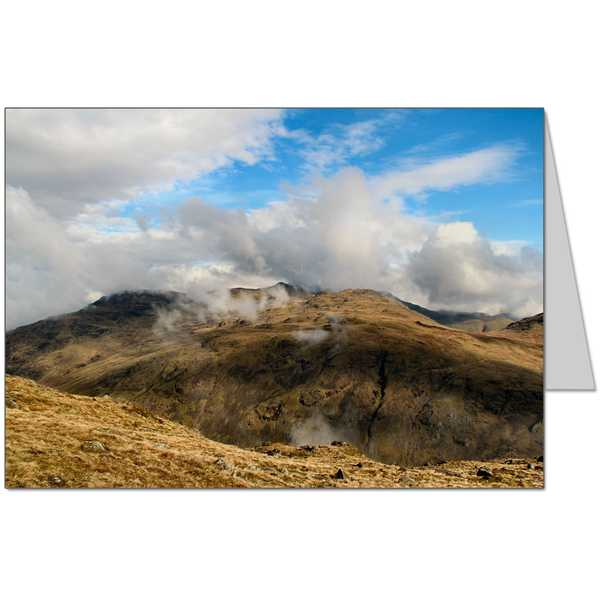 Crinkle Crags Card