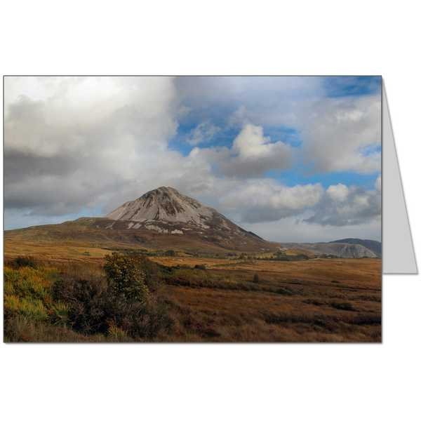 Mount Errigal Card