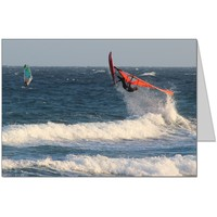 Windsurfer Card