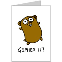 Gopher It! Card