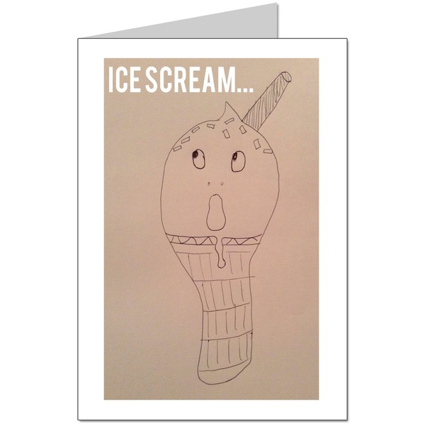 ICE SCREAM Card