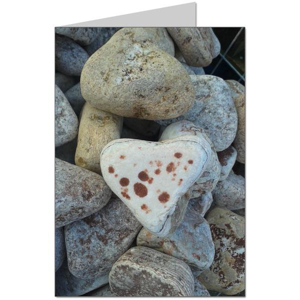 Stone Heart Card