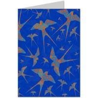 Fancy Birds Card