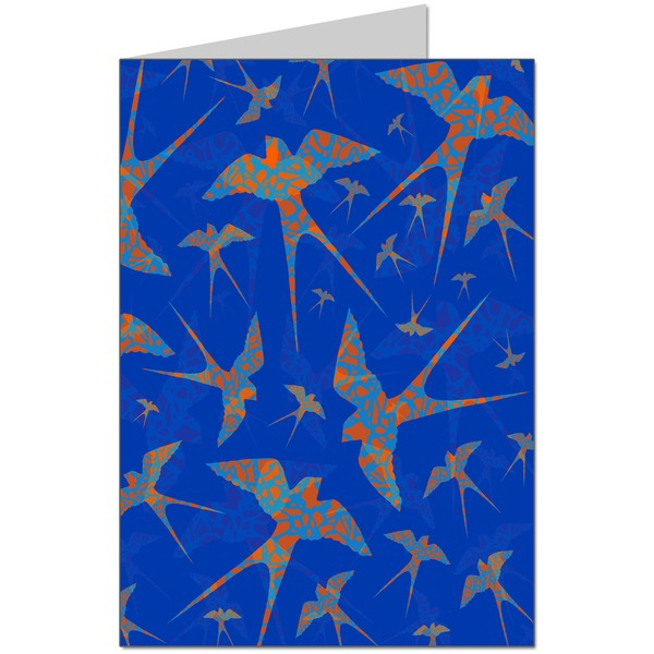 Fancy Birds Card