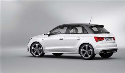 audi a1 sportback 1 6 tdi s line 5dr car review january 2012. Black Bedroom Furniture Sets. Home Design Ideas