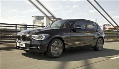 bmw 1 series 120d sport auto 5dr car review february 2012. Black Bedroom Furniture Sets. Home Design Ideas