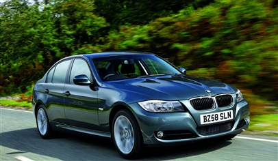 BMW 3 Series 318i M Sport 4dr Car Review  March 2012