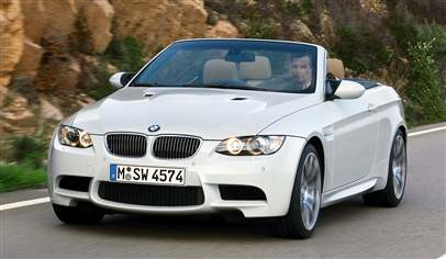 Bmw 3 Series Convertible M3 Auto 2dr Car Review March 2012