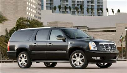 Cadillac Escalade 6 2 V8 Platinum 5dr Car Review March 2012