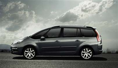 citroen c4 grand picasso 1 6 vti 16v vtr5dr car review march 2012. Black Bedroom Furniture Sets. Home Design Ideas