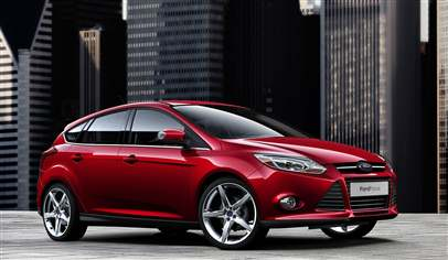 Ford Focus Pre Model Zetec S  Ps Start Stop Dr Car Review February
