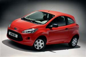 Used Ford Ka Average Prices Average Mileages Based
