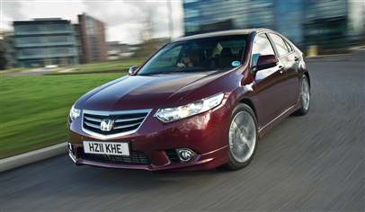 honda accord 2 0 i vtec es 4dr car review march 2012. Black Bedroom Furniture Sets. Home Design Ideas