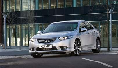 Honda Accord 2.4 I VTEC EX Auto 4dr Car Review   February 2012