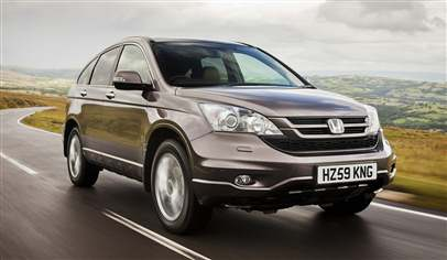 Honda CR V 20 EX With Advanced Safety Pack 5dr Car Review