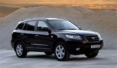 Hyundai Santa Fe 2.2 CRDi Premium (7 Seat) Auto 5dr Pre Model Car Review    March 2012
